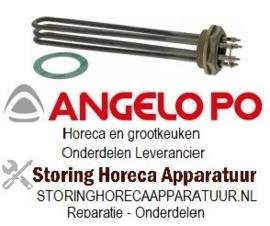 465417167 - Verwarmingselement 4500W 220/380V voor Angelo Po