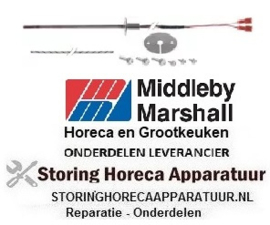 233381367 - Thermokoppel geschikt voor transportbandoven MIDDLEBY MARSHALL