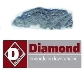 876S14MT67006 - Ketting deegmenger DIAMOND IFM 22