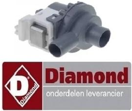 305501656 - Afvoerpomp voor glazenspoelmachine DIAMOND DC402