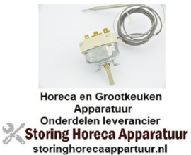 080390155 - Thermostaat t.max. 180°C instelbereik 95-180°C 3-polig 3NO 16A