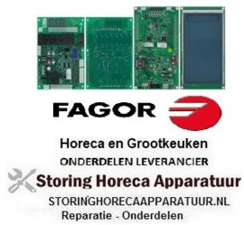 544402226 - Display combi-steamer FAGOR