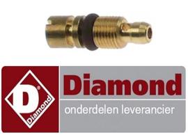 550RTCU700387 - Kleinbranderinspuiter voor propaangas fornuis DIAMOND C6GA11-SP