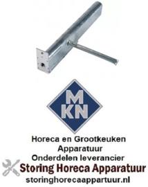196105889 - Staafbrander 1-rij voor oven met ontstekingsbrug MKN
