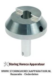 ST1694846 - Spiesopname inbouwpositie onder voor shoarma- gyros - döner grill