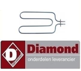 416RTCU700280 - Verwarmingselement Bain-Marie DIAMOND E77/BM4T-N