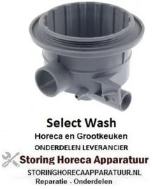 765518635 - Aanzuig/afvoerdeel voor vaatwasser Select Wash SW503 ( vanaf bouwjaar 2012 )