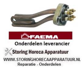 347417002 - Verwarmingselement 1500W 220V koffiemachine FAEMA