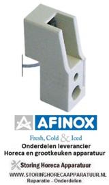 472359735 - Lampfitting fitting R7s 250V L 16mm B 25mm H 40mm aansluiting kabel 230mm AFINOX