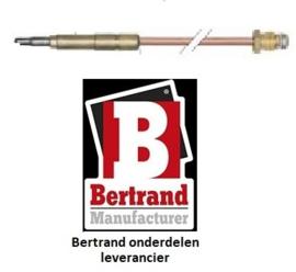 059G014 - Thermokoppel ASIAN Woktafel 600 mm - M9x1 BERTRAND
