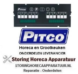 106698532 - Printplaat friteuse PITCO