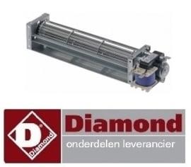 31012059052 - Dwarsstroomventilator koelkast DIAMOND PV600X-R6