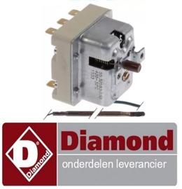 797.55.32583.030 - Maximaalthermostaat uitschakeltemp. 420°C Teppanyaki elektrische plaat DIAMOND TYE-90/T