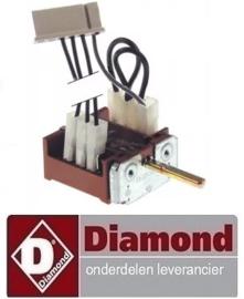 223RIC0004532 - Nokkenschakelaar oven DIAMOND PFE 5D