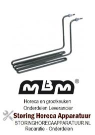 689415704 - Verwarmingselement 1800W voor MBM