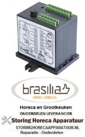 324400037 - Elektronische box voor koffiemachine 1-groep 230V type Cubik BRASILIA