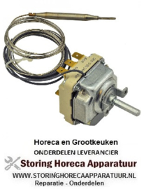 244.55.34069.030 - Thermostaat t.max. 350°C instelbereik 100-350°C-  3-polig 3NO 16A