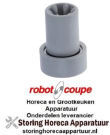 119696348 - Koppeling ø 19,5mm H 27mm voor Robot-Coupe