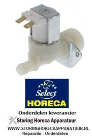 255.902.390 - Magneetventiel enkel vaatwasser HORECA SELECT GDW 1001