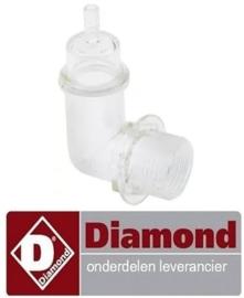 49970600 - Luchtkamer voor doorschuifvaatwasser DIAMOND D26-EKS