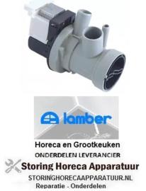 3540300068 - Afvoerpomp voor vaatwasser LAMBER 050F