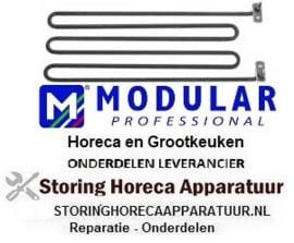 514415926 - Verwarmingselement 1800 Watt - 240 Volt voor Bain - Marie MODULAR
