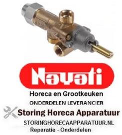 864101397 - Gaskraan voor wokfornuis NAYATI NGER13-70