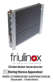946750198 - Verdamper FRIULINOX KOELWERKBANK TAR 37
