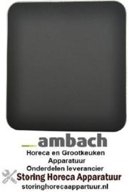 574490057 - Kookplaat maat 300 x 300 mm 3000 Watt - 400 Volt voor fornuis AMBACH
