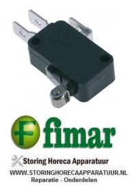 041SL0885 - Microschakelaar met rolhendel voor deegmenger FIMAR 25-38 S-C-F
