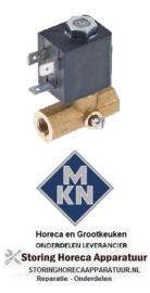 724370748 - Magneetventiel 2-weg 230VAC voor MKN
