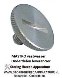03412009829 - Kartelschroef RVS voor vaatwasser MASTRO GLB0037-FN