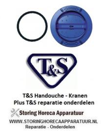 894594109 - Sproeier voor handdouche bij 3bar 12,41l/min type T&S