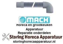 AFVOERSLANG MACH VAATWASMACHINE HORECA EN GROOTKEUKEN REPARATIE ONDERDELEN