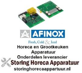167403474 - Displayprintplaat schokvriezer CT1TM0010003 L 90mm B 80mm passend voor AFINOX