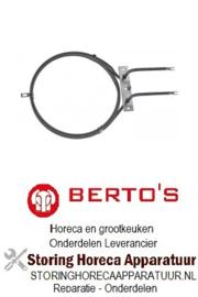448420520 - Verwarmingselement 3000W 440V voor Betos oven