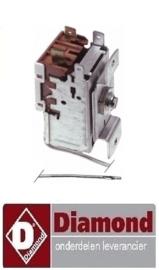 39023005 - KUIP THERMOSTAAT VOOR IJSBLOKJES MACHINE +1 tot +3°C, DIAMOND ICE32A
