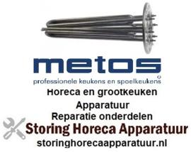 5445315199 - Verwarmingselement 9000W 230-400V voor vaatwasser METOS