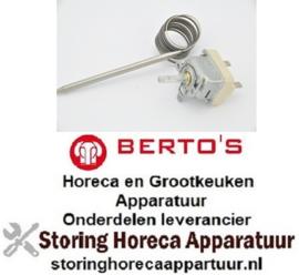 VE367390068 - Thermostaat instelbereik 62-280°C 1-polig voor BERTOS