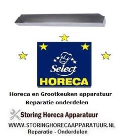 237263990 - Vetvangschaal contactgrill HORECA-SELECT GPG1001