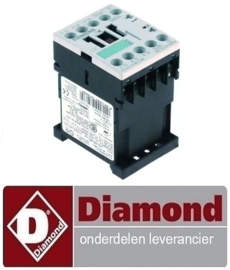 380229037 - MAGNEET RELAI 4-POLIG DIAMOND DK7