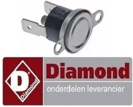 138236061 - Maximaalclixon uitschakeltemp. 127°C voor glazenspoelmachine DIAMOND