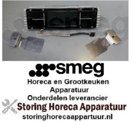 165696292922 - Display printplaat voor voorlader vaatwasser UD520DS SMEG