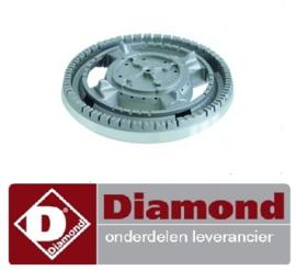 026672.107.00 -  KROONBRANDER 3.6Kw - DIAMOND G60/**