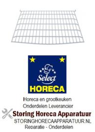 220692339 - Draadrooster staal kunststof gecoat Horeca Select