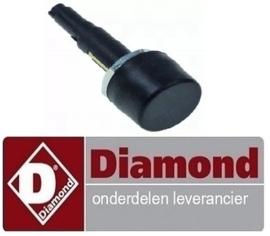 454RIC0004096 - Piëzo-ontsteker drukknop bakplaat DIAMOND G7/PL4T