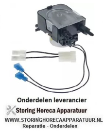 853362033 - Doseerapparaat MICRODOS zonder sturing 0,5l/h 230VAC glansspoelmiddel