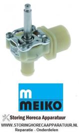 """962370126 - Magneetventielhuis enkel haaks ingang 3/4"""" uitgang 14,5mm DN10 t.max. 90°C inschakeltijd 100%  MEIKO"""