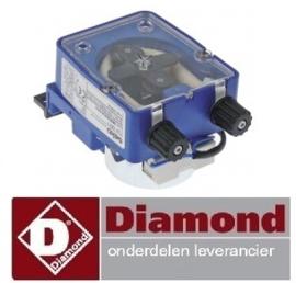9482.090.38 - Doseerapparaat  vloeibaarwasmiddel vaatwasser DIAMOND 015/25D-NP