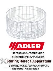 965970309 - Waskorf Rond OD ø 350mm H 160mm voor ADLER